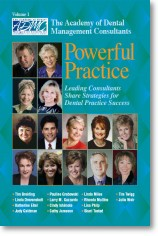 Powerful Practice Vol 1, Includes 'How to Attract, Interview, Hire & Train the Right Person for the Job' by Julie Weir. Available Sept 2006. Preorder Now! $25